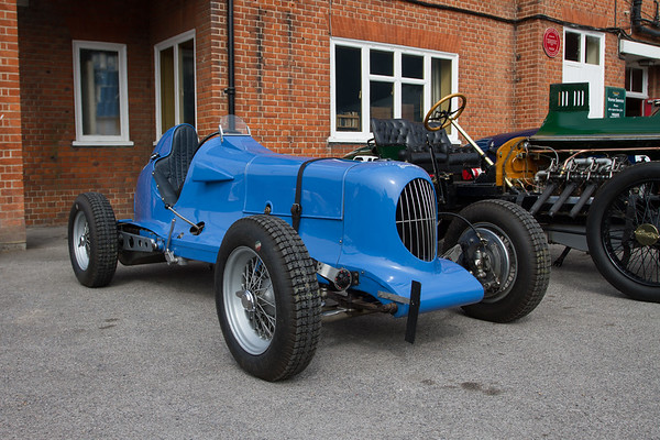 1937 - Stafford Special