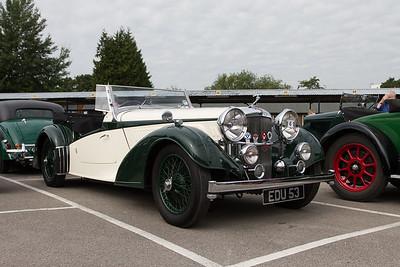 1938 - Alvis Tourer