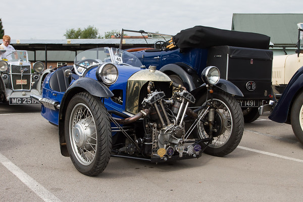 1934 - Morgan Supersports