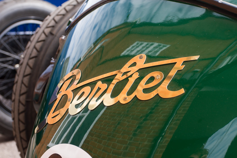 1907 - Berliet-Curtis 2 Seat Racer