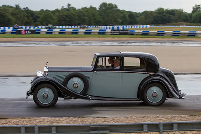 1935 - Rolls-Royce 20/25 Sports