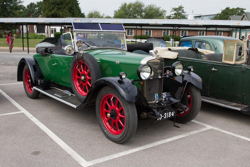 1929 - Talbot AG 14/45