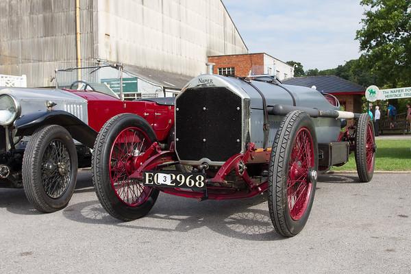 "1929 Napier Type 75 ""TT"""