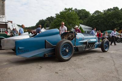 1921 Napier-Campbell Bluebird Special