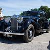 1936 Lagonda LG45 Saloon