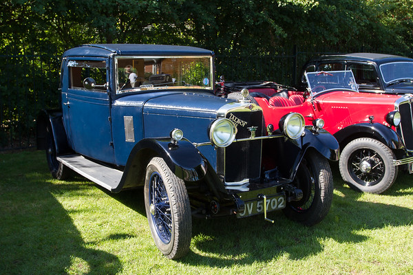 1929 Talbot 14/45 Sunshine Coupe