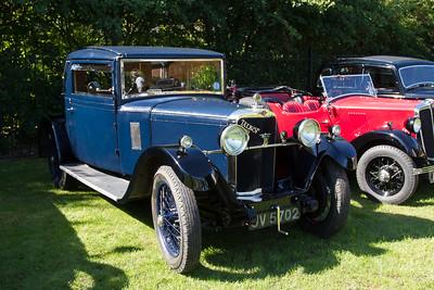 1929 - Talbot 14/45 Sunshine Coupe