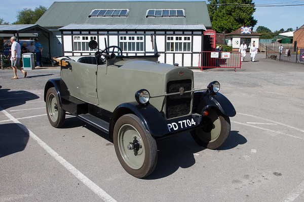 Trojan Utility Car