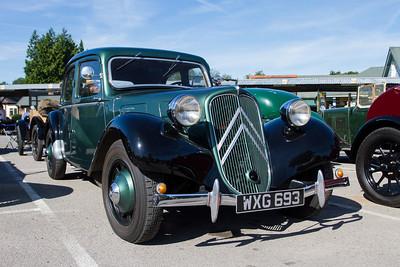 1938 - Citroen Traction Avant