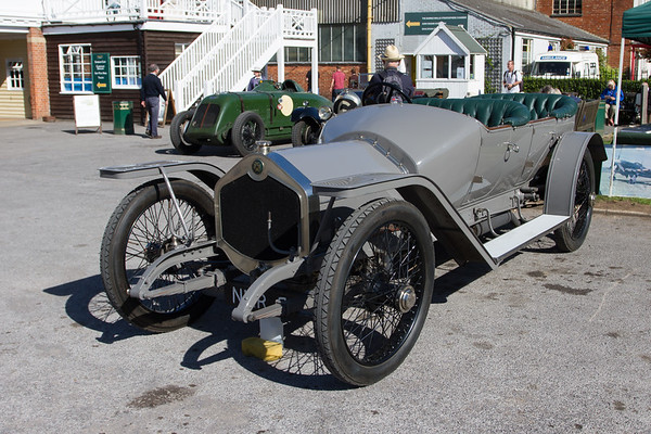 1911 - Crossley 20Hp