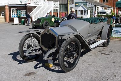 1911 - Crossley 20Hp