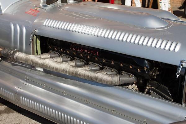 1939 - Rolls-Royce Phantom II Handlye Special