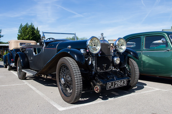1932 - Lagonda 2 Litre LC Speed Model