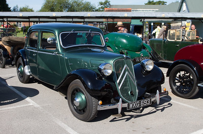 1938 - Citroen Traction Avant