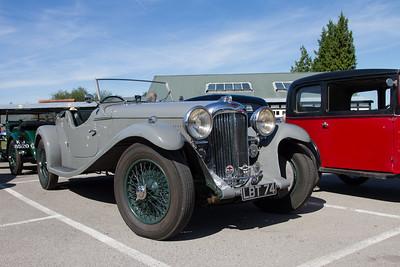 1936 - Lagonda M45/LG45
