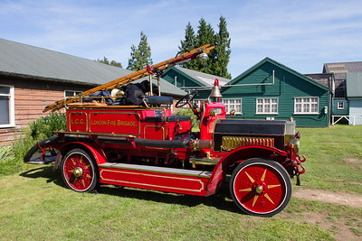 1916 - Dennis Fire Engine 'N' Type
