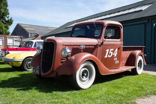 Ford V8 Pick-up Truck