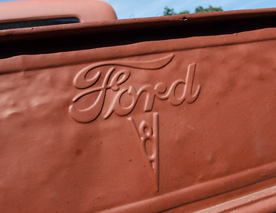 Ford V8 Pick-up Truck