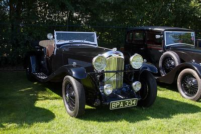 1933 - Lagonda 16/80 Special Six Tourer