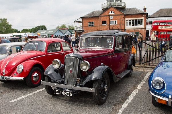 1936 Austin 12-4 Light Ascot Saloon
