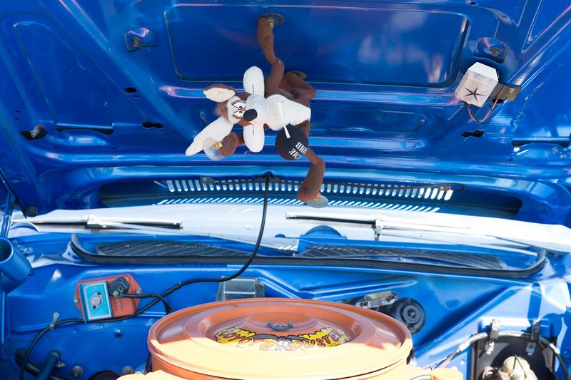 1971 Roadrunner engine