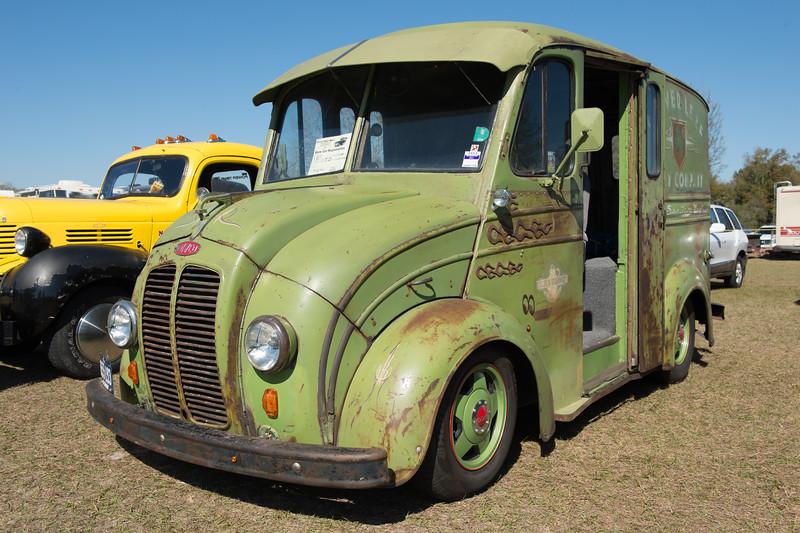 1948 Divco Milk Truck
