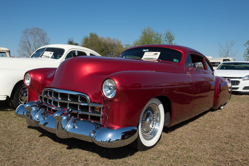 1948 Custom Cadillac