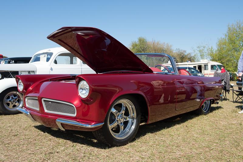 1956 Ford T Bird