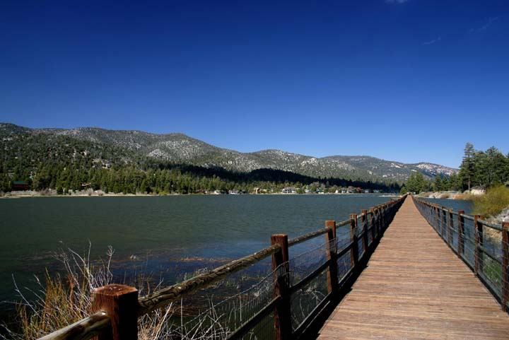 Big Bear Lake Pier