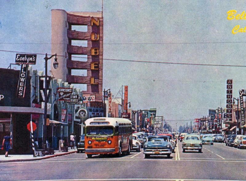 Bellflower Boulevard (1950s)