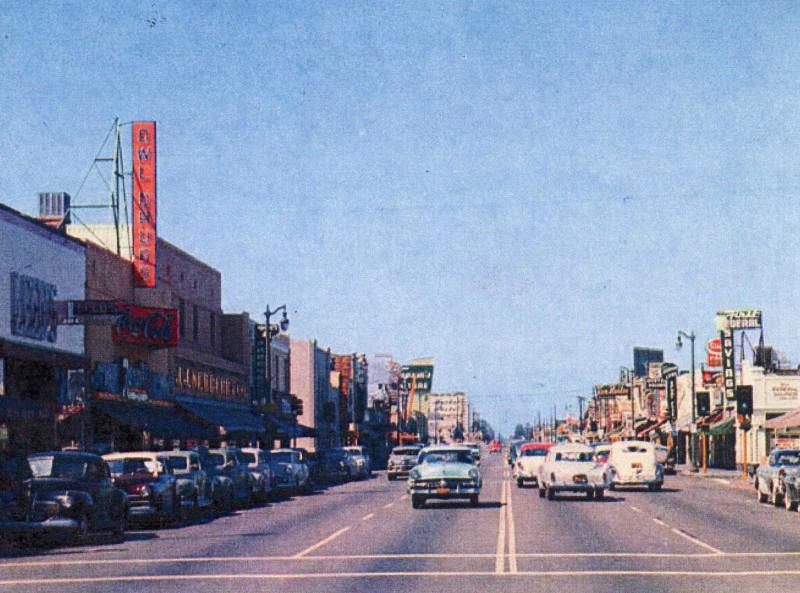Bellflower Boulevard (mid 50s)