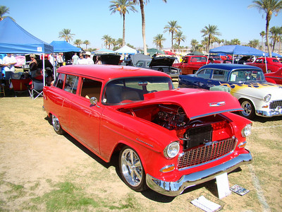 Relics & Rods Run to the Sun 2008 Havasu City, AZ
