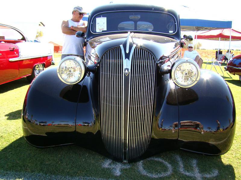 Relics & Rods Run to the Sun 2008 Havasu City, AZ