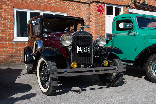 1930s Ford Model A