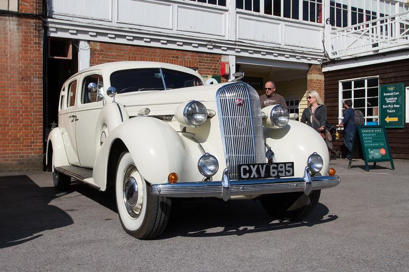 1936 Buick Straight 8 Limousine