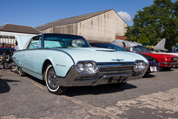 1960s Ford Thunderbird