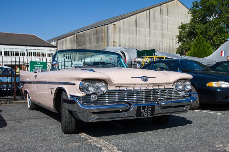 1959 Chrysler New Yorker 2-Door Convertible