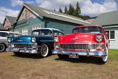Classic American Car Day 2015 - Brooklands