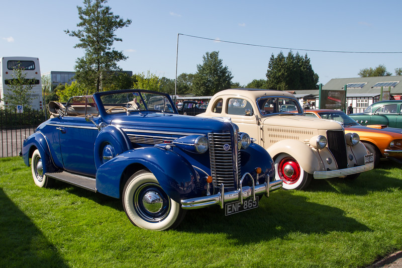 1930s Buick Special Convertible