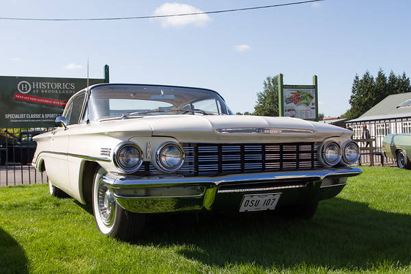 1960 Oldsmobile Dynamic Holiday 88 Coupe