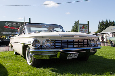 1960 - Oldsmobile Dynamic Holiday 88 Coupe