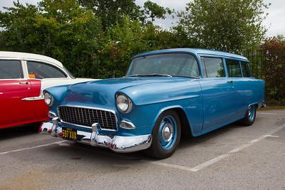 1955 - Chevrolet Station Wagon