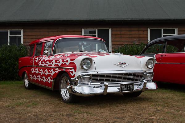 1956 Chevrolet Beauville Wagon