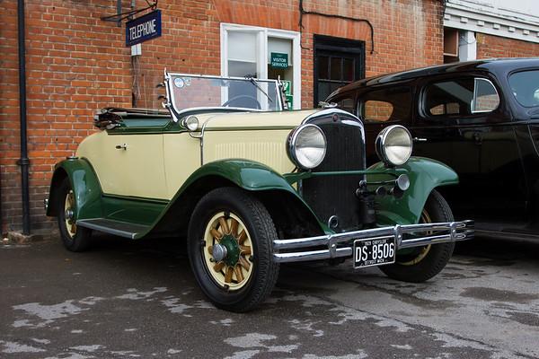 1929 - Chrysler 65 Rumble Seat Roadster