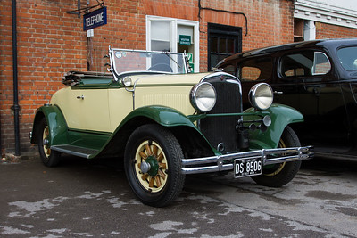 1929 - Chrysler 65 Rumble Seat Roadster