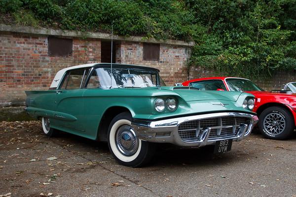 1960s - Ford Thunderbird