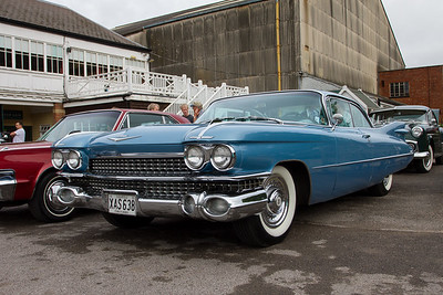 1959 - Cadillac Sixty-Two Coupe