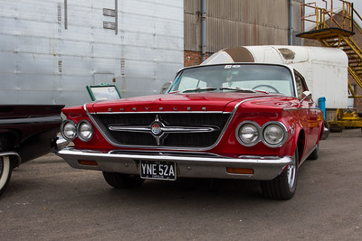 1963 - Chrysler 300j Hardtop Coupe