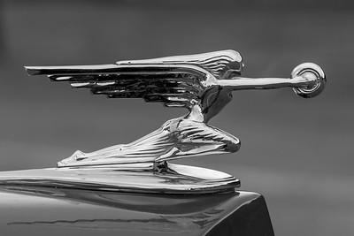 Packard Goddess of Speed Car Mascot