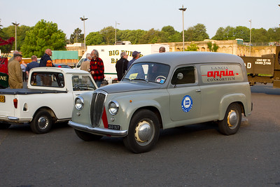 1958 - Lancia Appia Furgoncino Van
